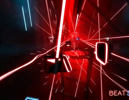 Oculus- Beat Saber Mixed Reality